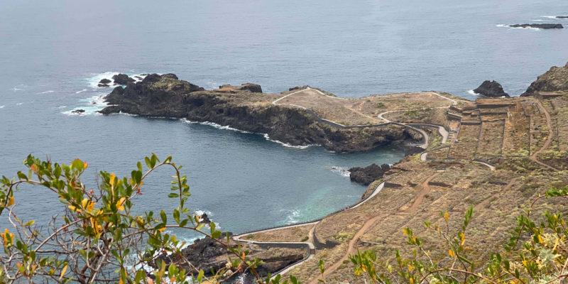 Paseo litoral de El Sauzal por Lainakai