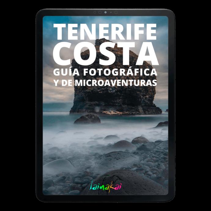 Tenerife costa Guía fotográfica de costa de Tenerife en iPad