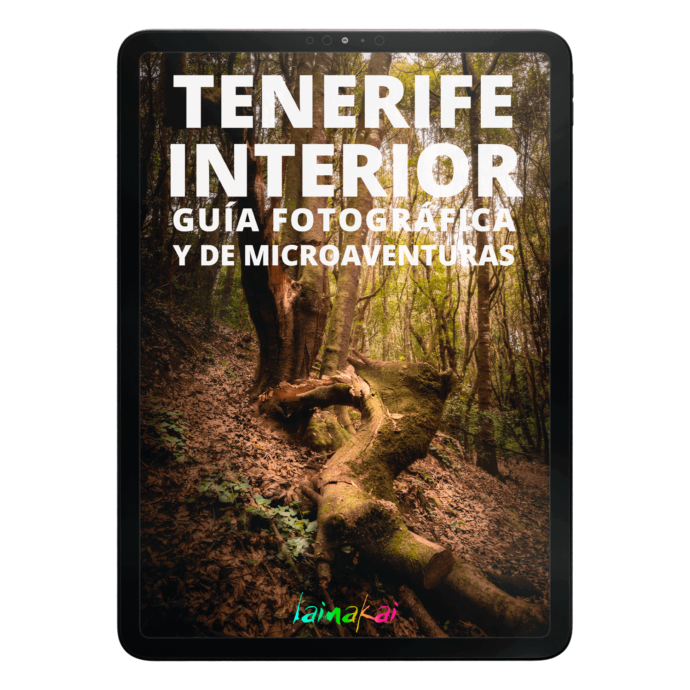Tenerife interior Guía fotográfica de interior de Tenerife en iPad