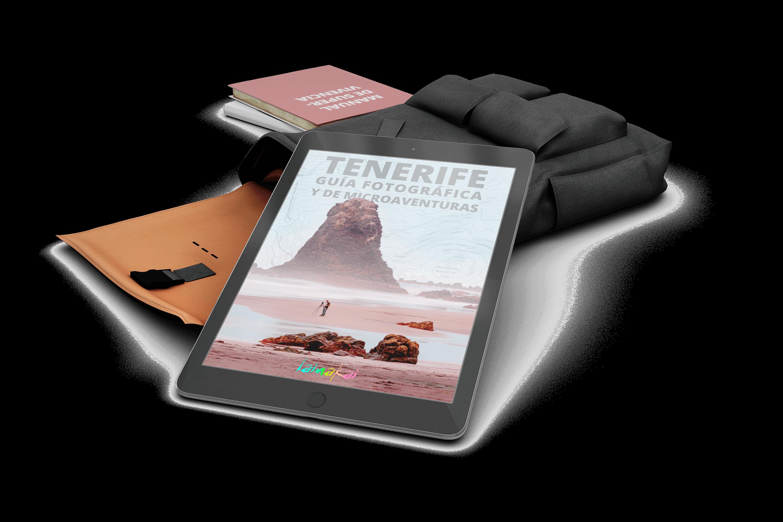 Tenerife Guía fotográfica y de microaventuras by Lainakai
