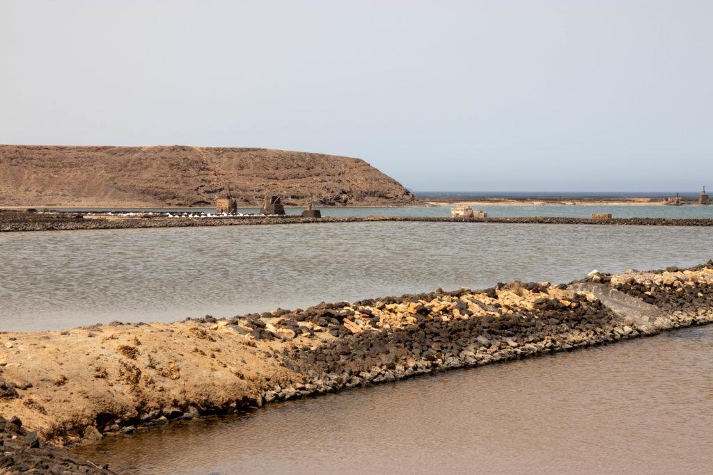 Salinas de Janubio, Lanzarote, Lainakai