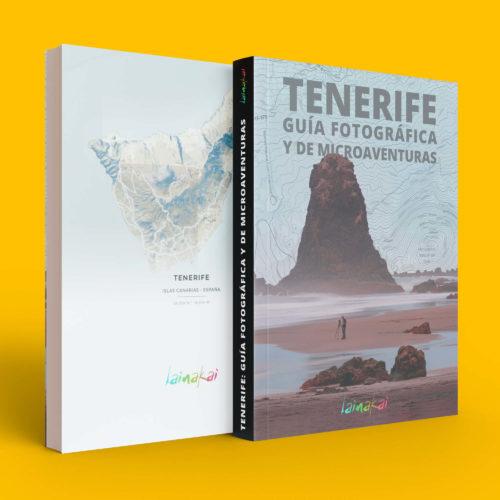 Tenerife guía fotográfica y de microaventuras por Lainakai