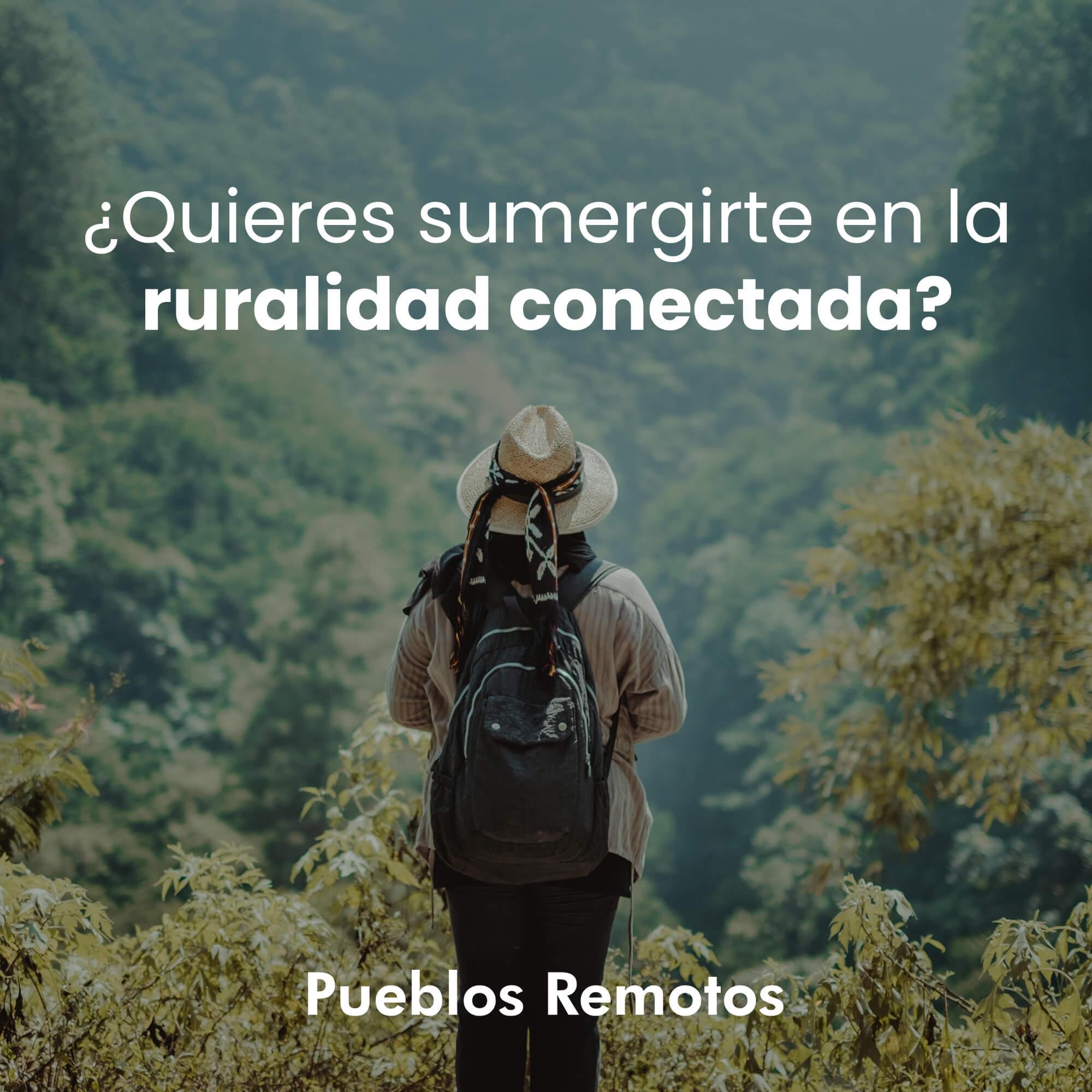 Banner Pueblos Remotos