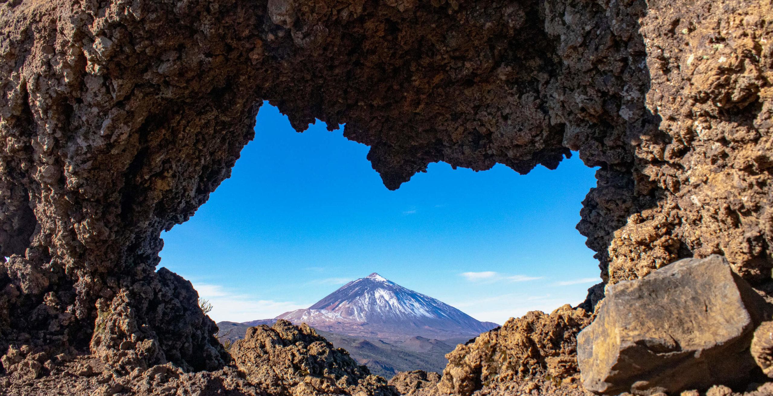 Ventana de Igueque - ventana del Teide por Lainakai