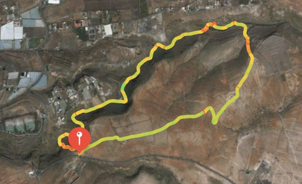 Ruta Cuevas de Jerez - Telde