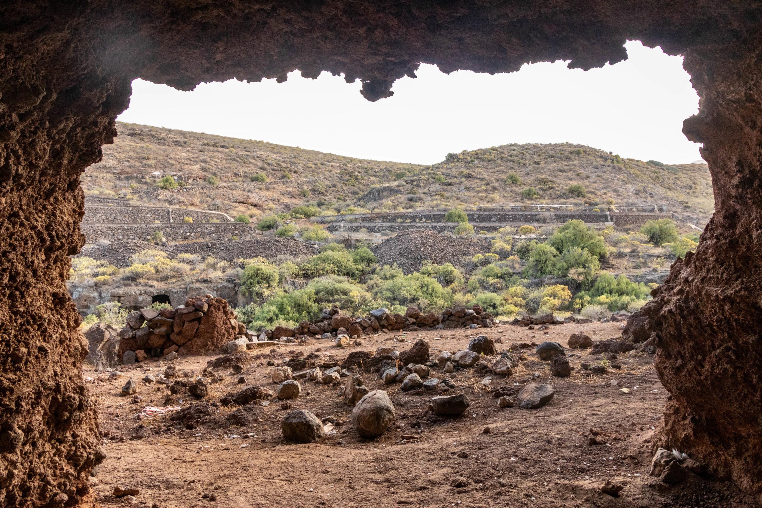 Cuevas de Jerez - Telde