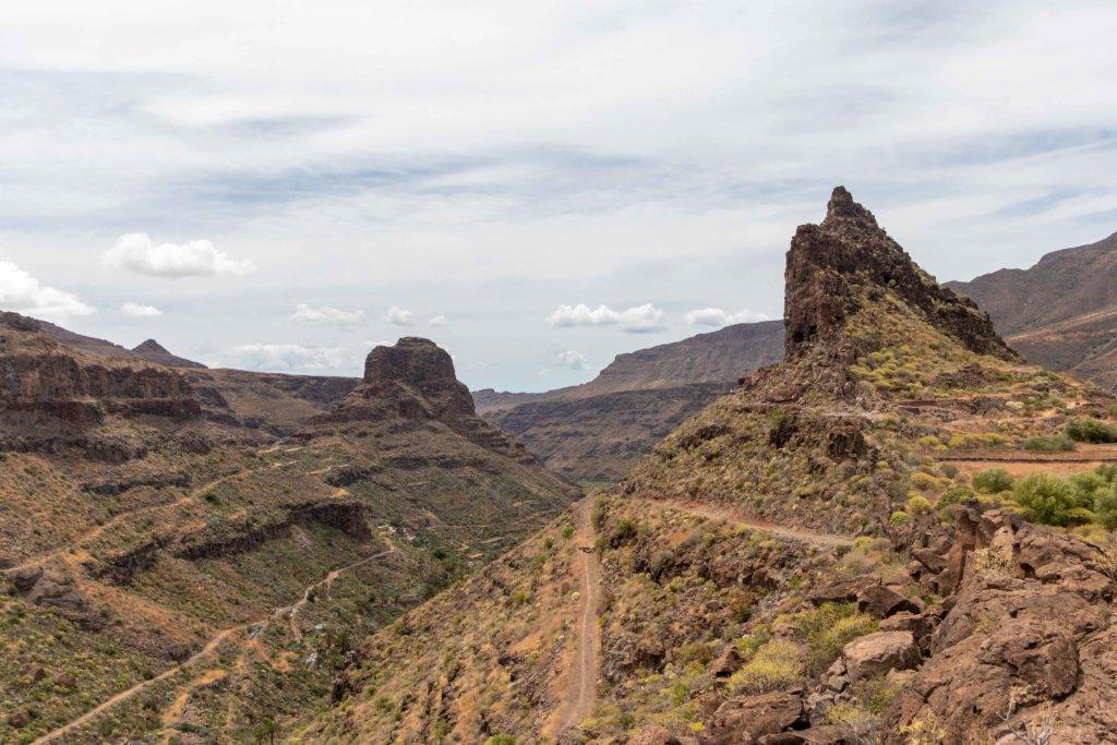 La Fortaleza de Ansite, Gran Canaria.