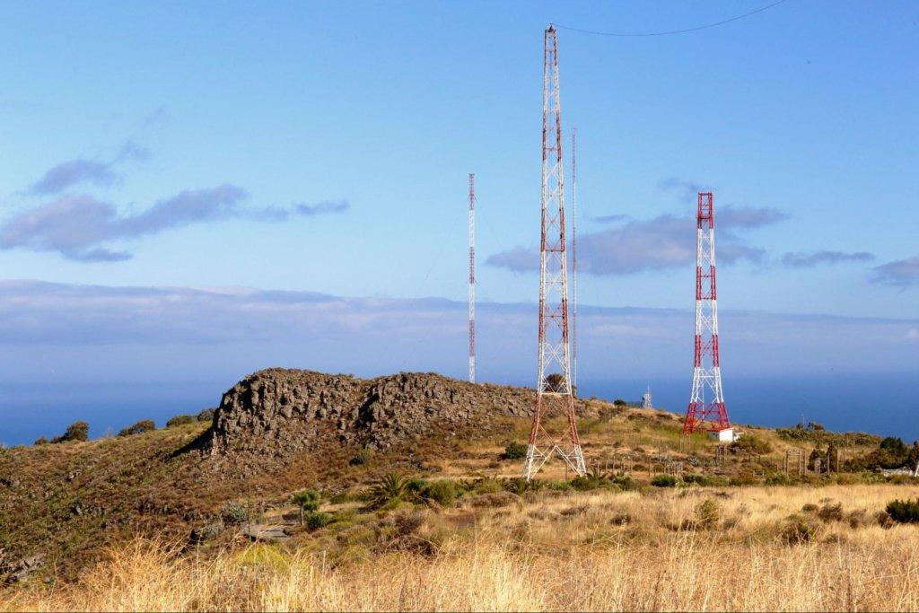 Monte de Las Mesas, Tenerife