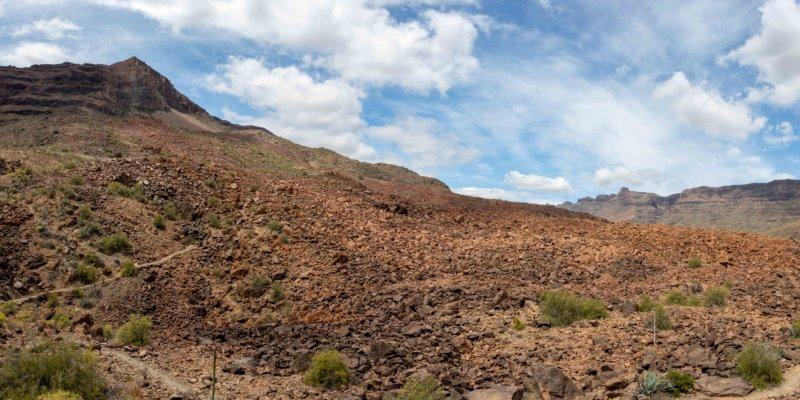 Necrópolis de Arteara, Gran Canaria