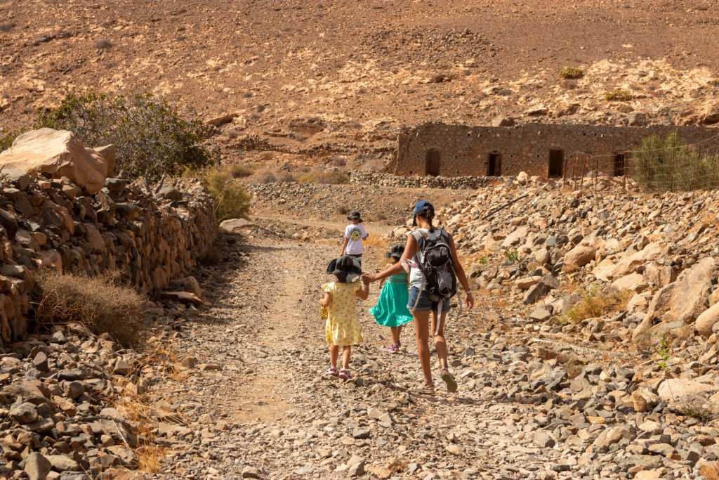 Las Peñitas, Fuerteventura.