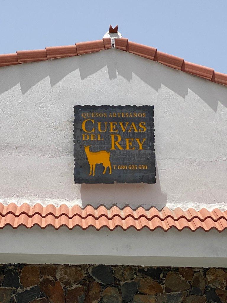 Cuevas del Rey, Tejeda, Gran Canaria.