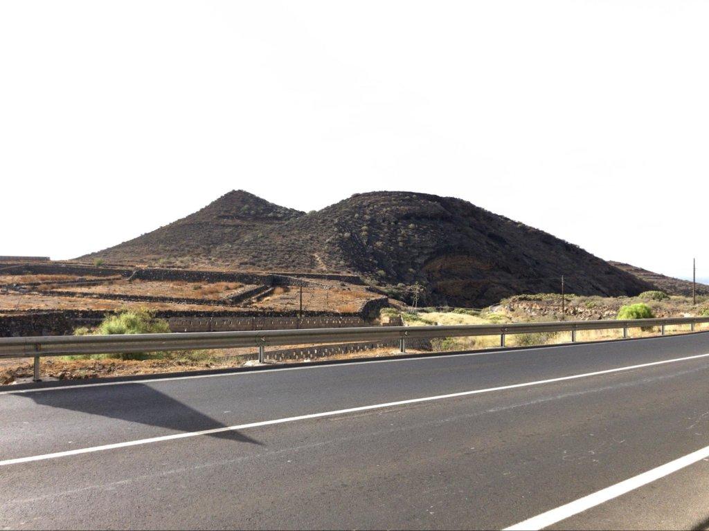 Montaña de los Erales, Tenerife